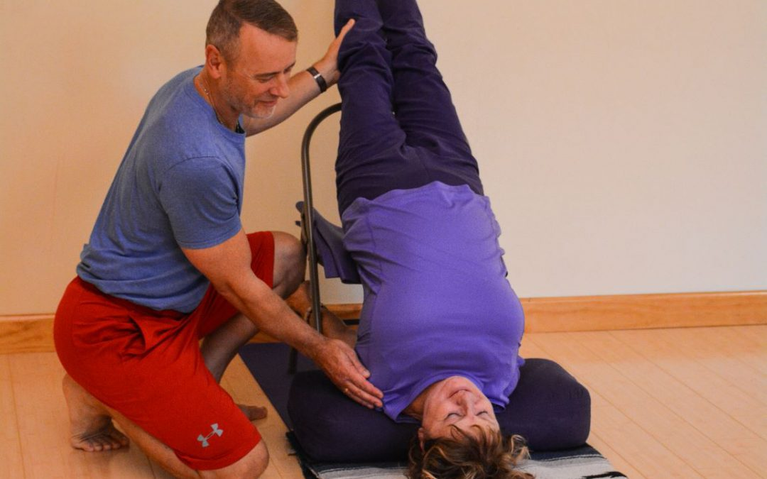 Yoga Therapy Sessions with Terry Brown, Certified Yoga Therapist