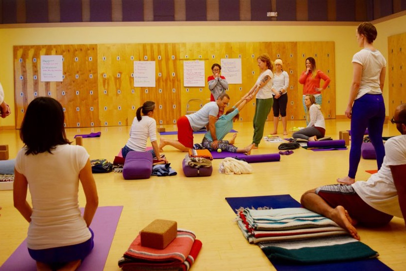 5 Day Yoga Workshop Immersion with Terry Brown – July 14th – 19th