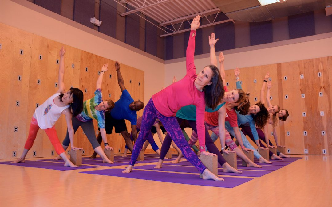 Triad Yoga's Teacher Certification Program In Person Demonstration Class ~ Saturday, August 14th, 1:00pm – 3:00pm